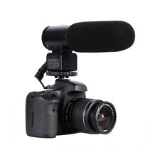 Microphone Shotgun DSLR Camera Video Audio Mic for Canon Nikon Gopro/K&F Concept