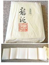 100 Japanese Chinese Callibraphy Paper Shodo Syuji 画仙紙 �切 習字 書� Long 35x135