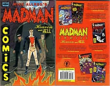 Mike Allred 's Madman fumetti Heaven and Hell vol. 4 TPB Dark Horse USA 8/2001