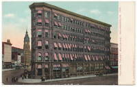 Postcard Indiana Trust Building in Indianapolis, Indiana~106773