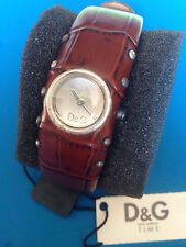 Montre NOS Quartz Femme D&G DOLCE & GABBANA Time DW0353 Modèle Marron / Watch