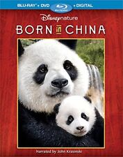 Disneynature - Born in China (Blu-ray Disc Only, 2017)
