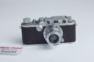 Leica III f mit Elmar 50/3,5 , gebraucht