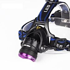 Headlamp, Flashlight Bright T6 LED Headlight 10000lm XML-T6, BY PROCAMP