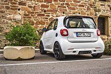 Lorinser Heckschürzen-Anbauteil+Sportauspuff Smart ForTwo 453
