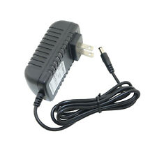 12V AC/DC Adapter Power Supply Cord For Casio PXA-100RD PXA-100BE Digital Piano