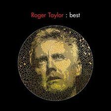 Brand New! Roger Taylor - Best - Double LP on Yellow Vinyl