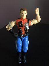 """Vtg G.I. Joe 1987 Mercer Action Figure S6 V1 3-3/4"""""""