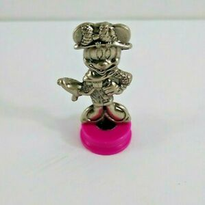 Disney Haunted Mansion Clue Minnie Mouse Game Piece Replacement Token Pewter