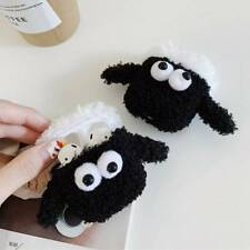 NEW Cartoon Plush Sheep Protective Case Cover For Apple Accessories xkj