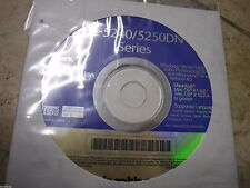 New! Genuine Brother HL5240 HL5250DN series Printer CD Software Driver Utilities