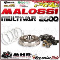 NUOVO VARIATORE MALOSSI MULTIVAR 2000 5111258 GILERA RUNNER FXR - SP 180 2T LC