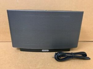 SONOS Zoneplayer S5 Wireless Music System Speaker ZPS5 Black / Gray