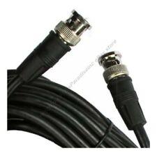 Lot10 50ft BNC RG59 Security/DSR/DVR Video Camera Coax/Coaxial 75ohm Cable $SHdi