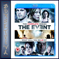THE EVENT - COMPLETE SERIES 1 *BRAND NEW BLU-RAY *REGION FREE*