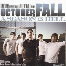 A Season in Hell by October Fall (CD, Feb-2006, Fueled by Ramen Records)