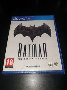 Batman The Telltale Series PS4 Game, Brand New & Sealed, 1st Class Post