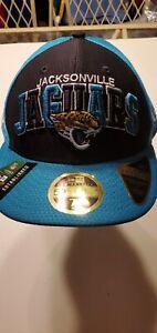 Jacksonville Jaguars NFL New Era 59fifty Established 1995 L/P Fitted hat 7 5/8