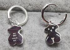 Tous 415903535 Silver Sweet Dolls Earrings