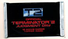 Terminator 2 Judgment Day Trading Card Pack