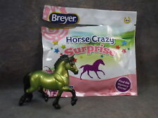 *GOLD/GREEN MYSTERY STABLEMATE* G3 Friesian. 2017 SM Blind bag ast from Wal-Mart