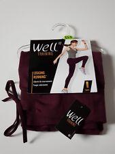 Legging Running de WELL Training Bordeaux XS/S