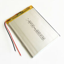 2500mAh Lipo Li-polymer Battery 3.7V 306082 For PAD mobile phone power bank DVD
