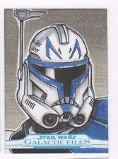 2017 Star Wars Galactic Files Reborn sketch card Brian Jackson