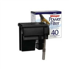 Tetra Whisper Power Filter 40 Supports Up To 40 Gallon Aquarium