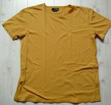 T-Shirt ZARA   Gr.M  easy fit  ocker