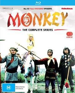 Monkey Complete Series Blu-ray