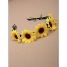 ,Sunflower Alice Hair Band Festival Wedding gift loot/ bag ideas UK SELLER