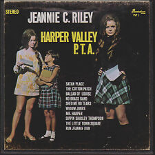 JEANNIE C RILEY Harper Valley P.T.A. Plantation REEL TO REEL Tape RARE 60s