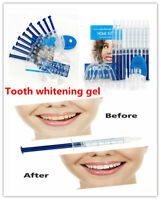 10pcs/set Teeth Whitening Gel Pen White Tooth Whitener Delicate Stain Remover