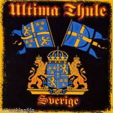 ULTIMA THULE – SVERIGE Gatefold LP punk oi! pagan viking folk