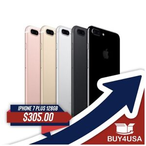 Apple iPhone 7 Plus - 128GB - Gold (Unlocked)