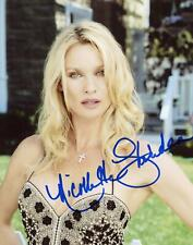 "Nicollette Sheridan ""Desperate Housewives"" AUTOGRAPH Signed 8x10 Photo ACOA"