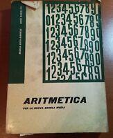 Aritmetica - M. Dusi-Daniele/L. Bagnato - Società Editrice Internazionale-1963-M