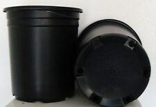 5 gallon Plastic Nursery Plant Pots ( Qty 10 )