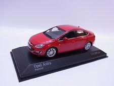 LOT 26191 | Minichamps 410042001 Opel Astra 2012 red Modellauto 1:43 OVP