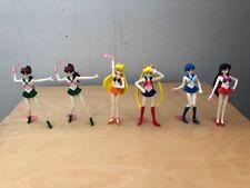 Sailor Moon Figures 4 inches Tall Anime Japan