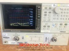 Agilent 8703a Lightwave Component Analyzer
