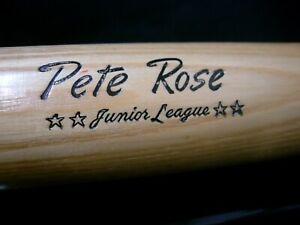 Pete Rose 60's Junior League 129-9 SAV-A-BAT Mueller Perry Co. Inc. Bat BBB 021
