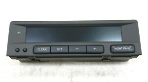 NEW OEM GM Driver Information Display Unit 12761131 for Saab 9-5 2004-2005