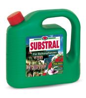 """SUBSTRAL """"Für Balkonpflanzen"""" 2 Liter NPK 4-5-6"""