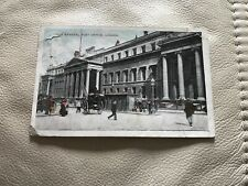 Vintage Postcard - The General Post Office London - 1909 - Some Wear