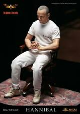 SILENCE of the LAMBS HANNIBAL WHITE PRISON UNIFOR Ver.1/6 Action Figure BLITZWAY