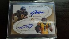 2010 SPA Sign of the Times JEREMY MACLIN/DESEAN JACKSON DUAL AUTO RC