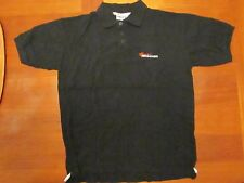 TEAM McLAREN F1, USED BLACK XL POLO SHIRT, FREE SHIPPING
