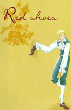 Manga VO - RED SHOES - NEW